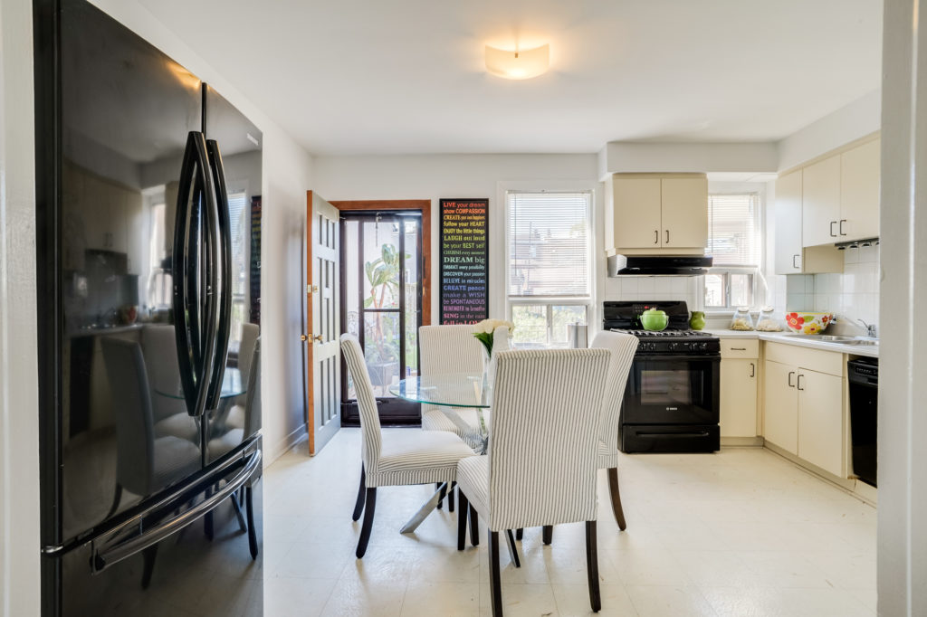 Kitchen, 272 McRoberts, Toronto Home Staging