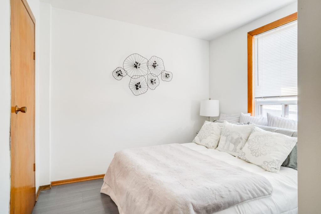 Master Bedroom, 272 McRoberts, Toronto Home Staging
