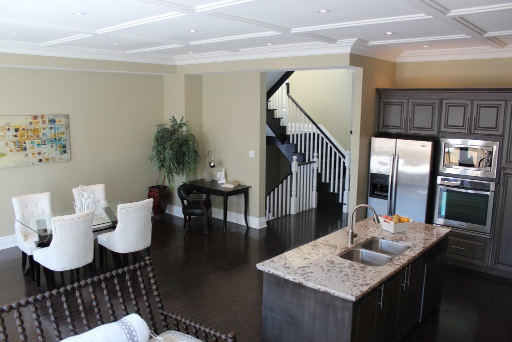 Kitchen, 301 Cedarvale, East York Home Staging