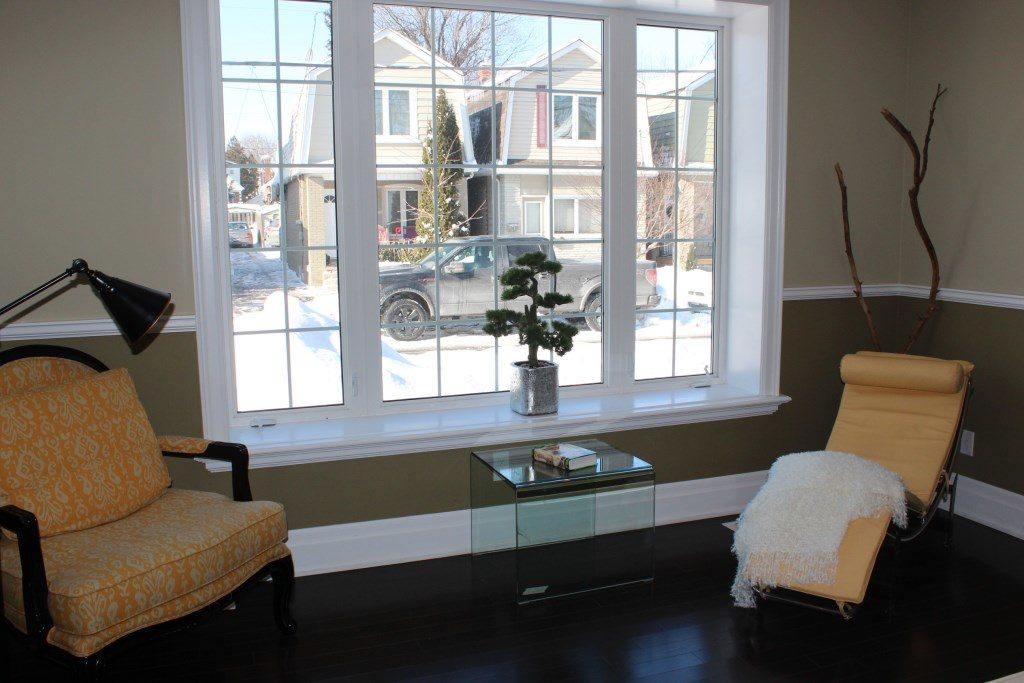 Window, 301 Cedarvale, East York Home Staging