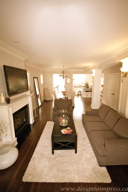 Fireplace, 79 St. Clements, Toronto Home Staging