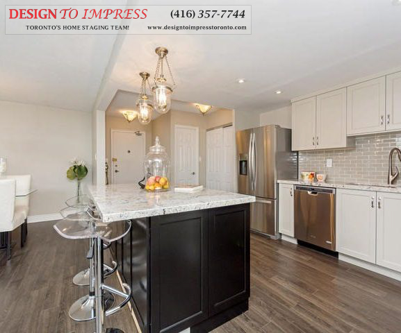 Appliances, 2350 Bridletowne Circle, Scarborough Condo Staging