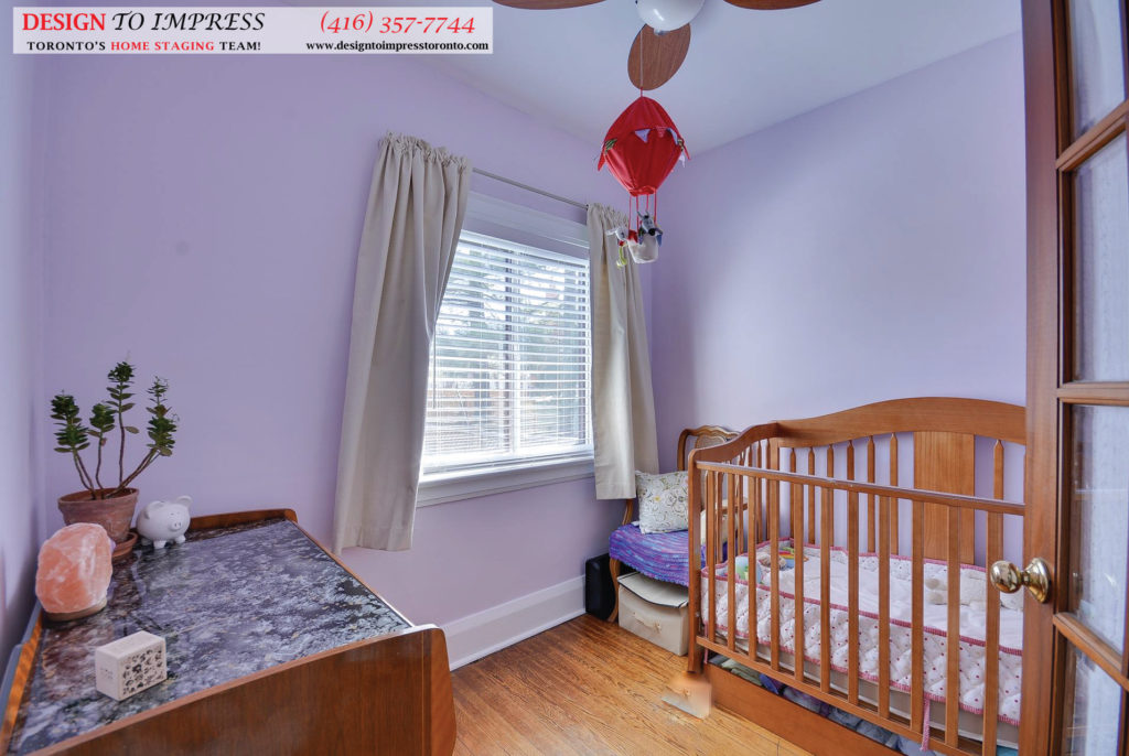 Baby Room, 13 Eileen, Toronto Home Staging
