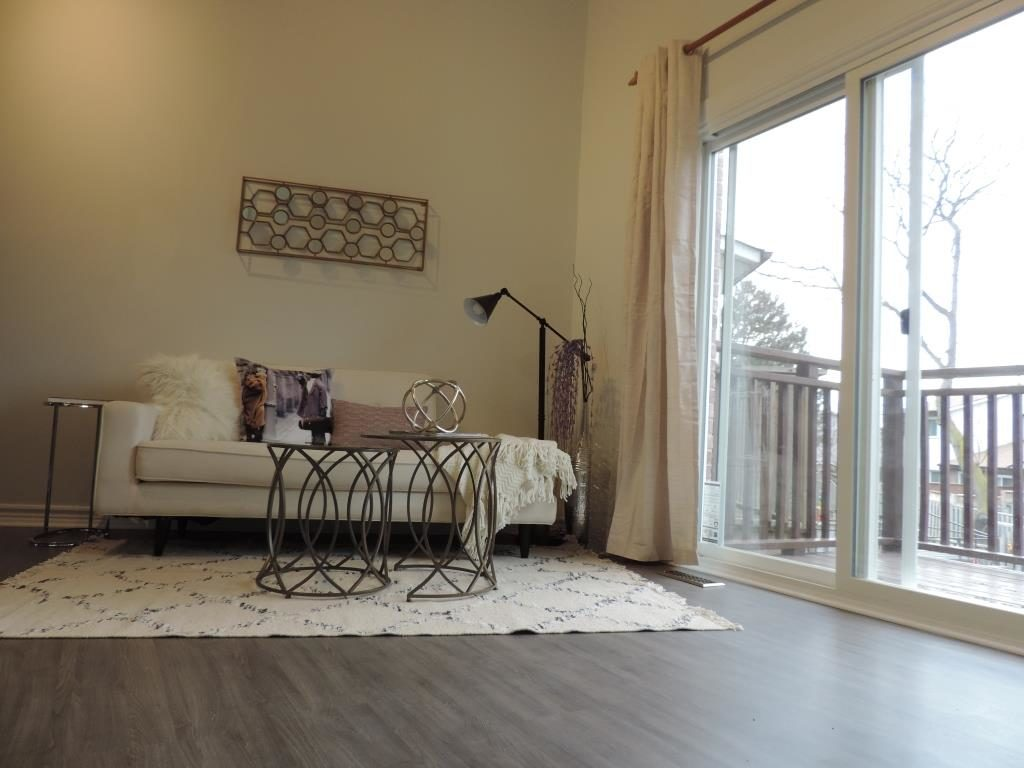 Backyard Door, 2035 Asta Drive, Mississauga Home Staging