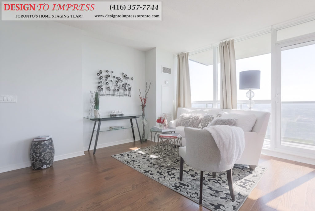 Bar, 2230 Lakeshore Blvd. West, Toronto Condo Staging