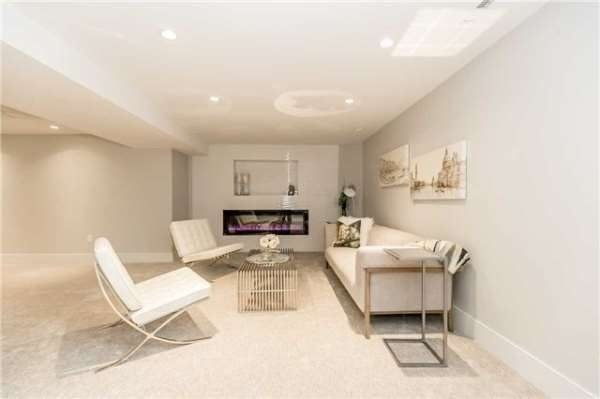 Basement, 51 Glacier, Vaughan Home Staging