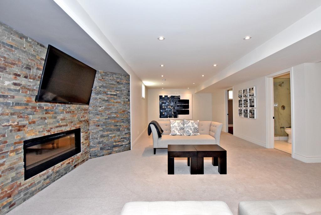Basement, 91 Wheeler, East York Home Staging