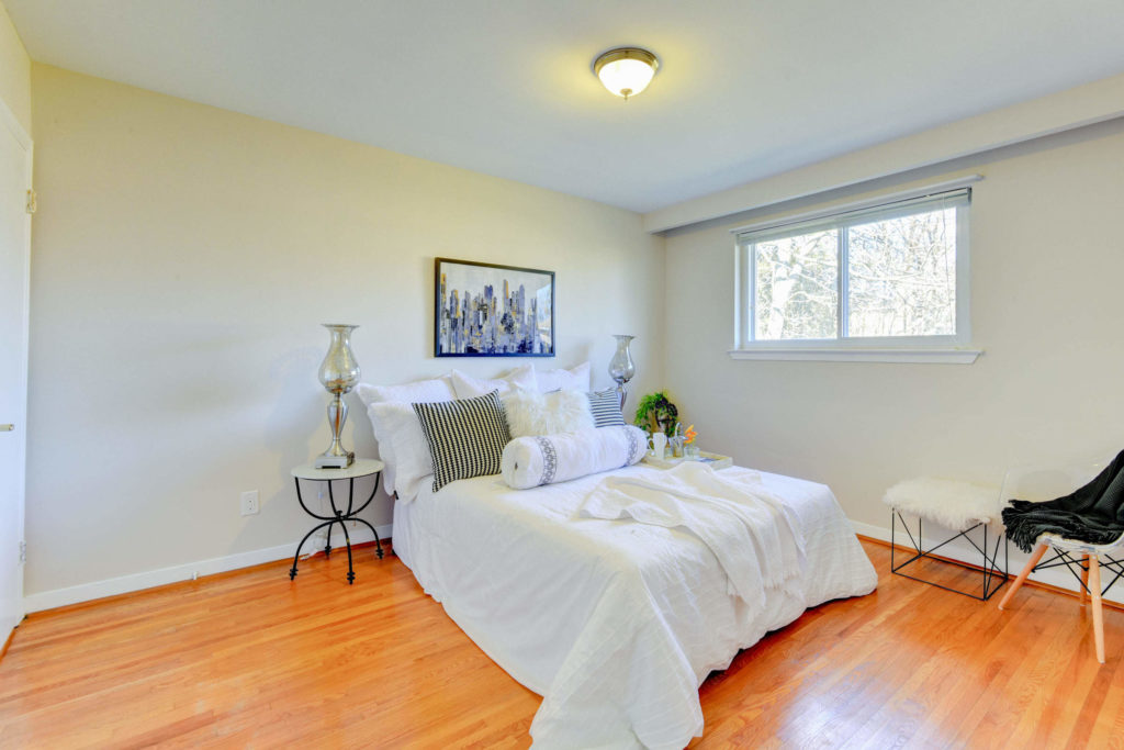 Bedroom, 215 Greyabbey, Scarborough Home Staging