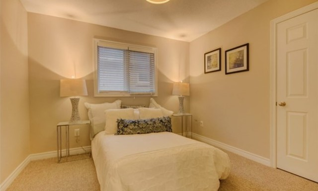 Bedroom, 49 Stammers, Ajax Home Staging