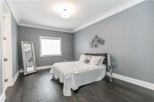 Bedroom, 51 Glacier, Vaughan Home Staging