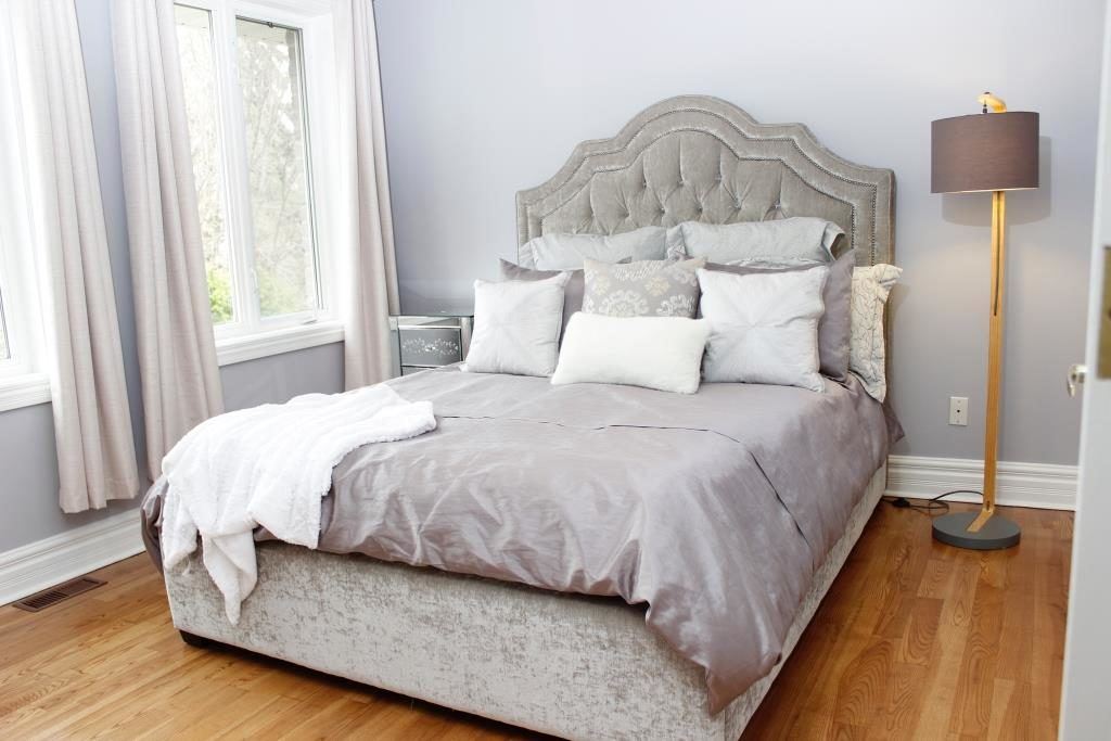 Bedroom, 758 O'Connor, Toronto Home Staging