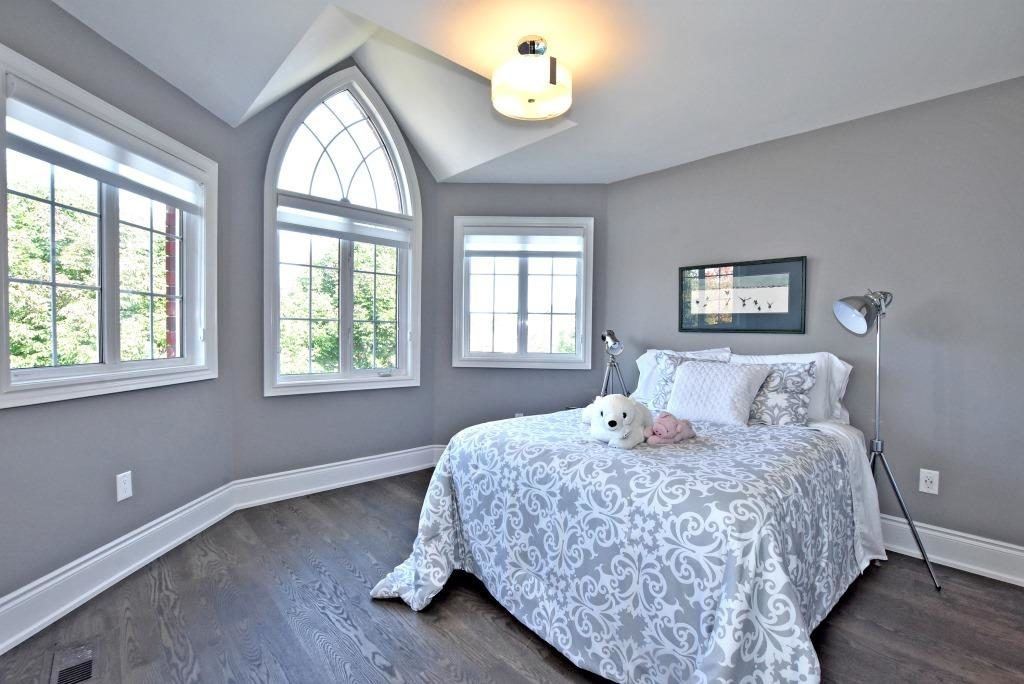 Bedroom, 91 Wheeler, East York Home Staging