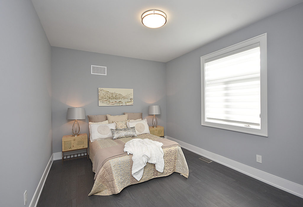 Bedroom, 948 Third, Mississauga Home Staging