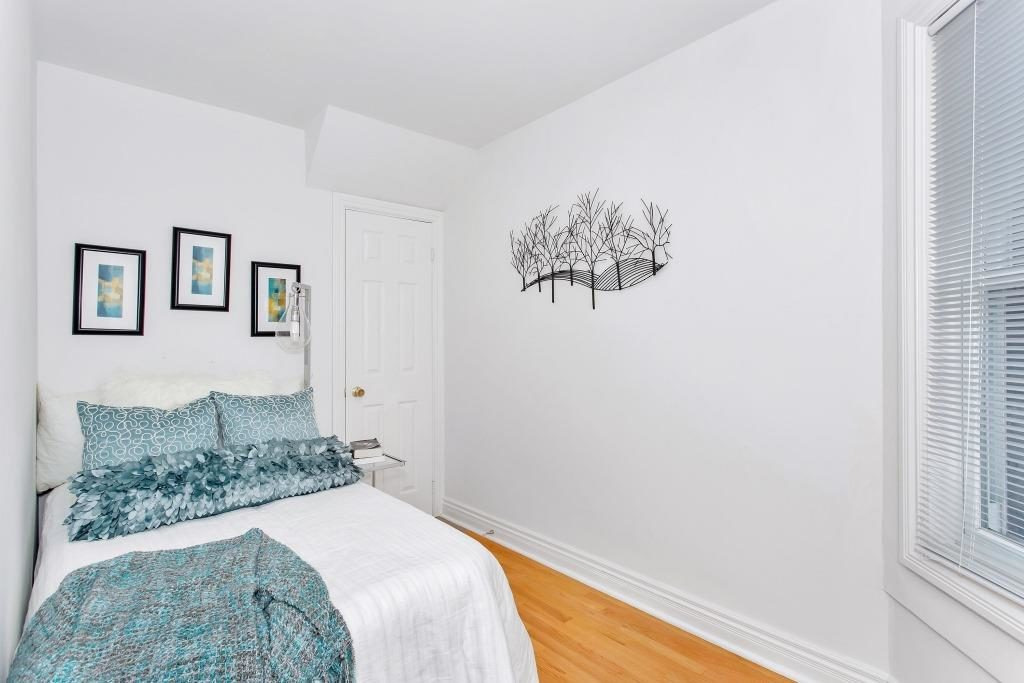 Third Bedroom, 723 Markham, Toronto Home Staging