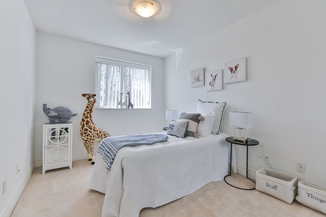 Boy's Bedroom, 5418 Yonge St., Toronto Home Staging