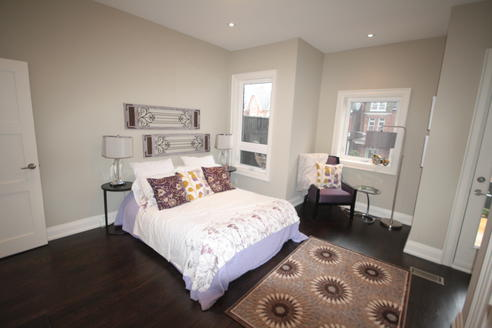 Second Bedroom, Crawford House, Toronto Home Staging