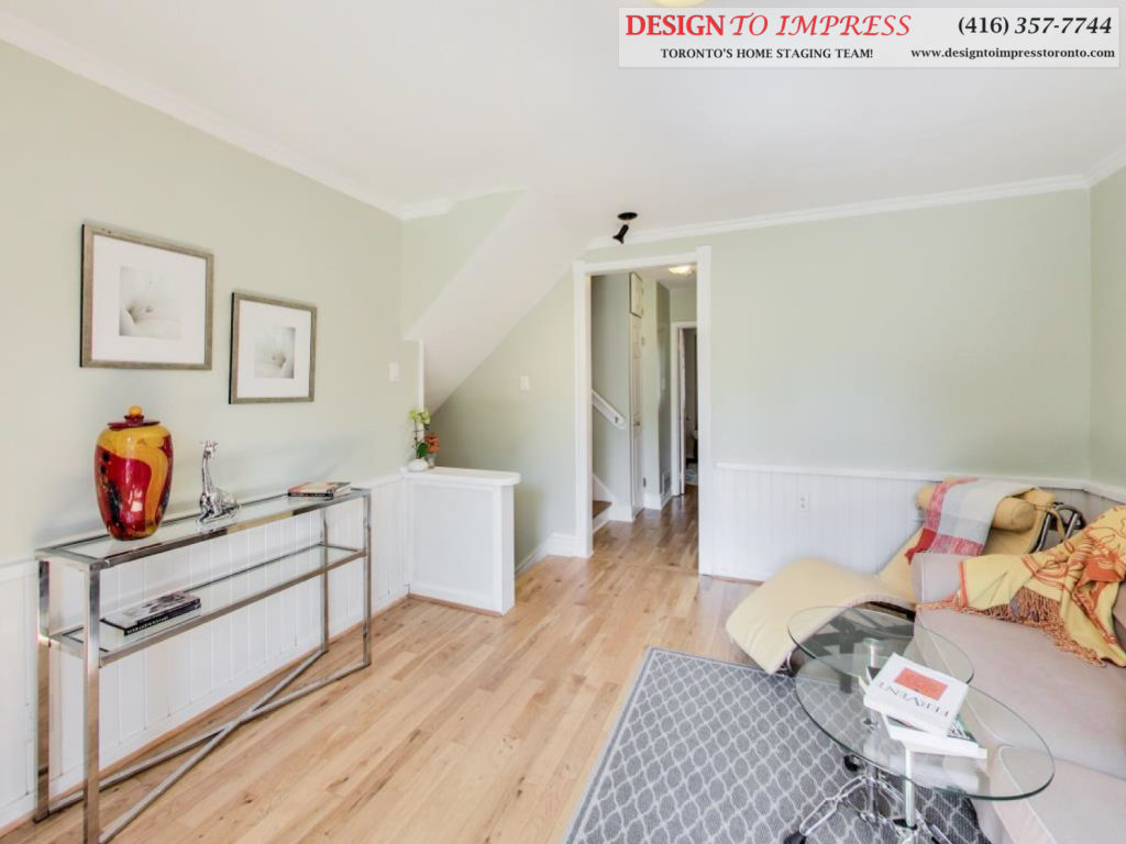 Den, 41 Bournville, Scarborough Home Staging