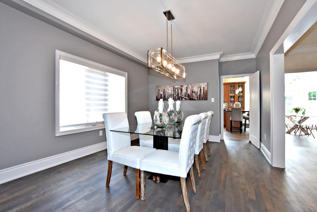 Dining Area, 91 Wheeler, East York Home Staging
