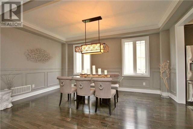 Dining Room, 12 Anderson Cove, Nobleton Home Staging