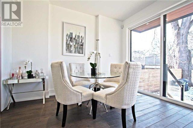 Dining Room, 1204 Islington, Toronto Home Staging