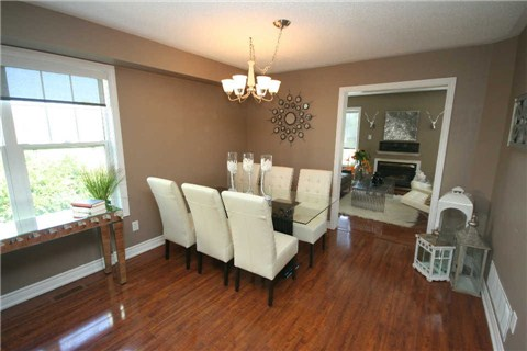 Dining Room, 140 Candlebrook, Whitby Home Staging