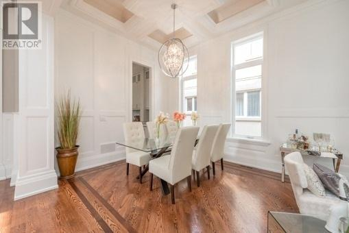 Dining Room, 188 Glenvale, Toronto Home Staging