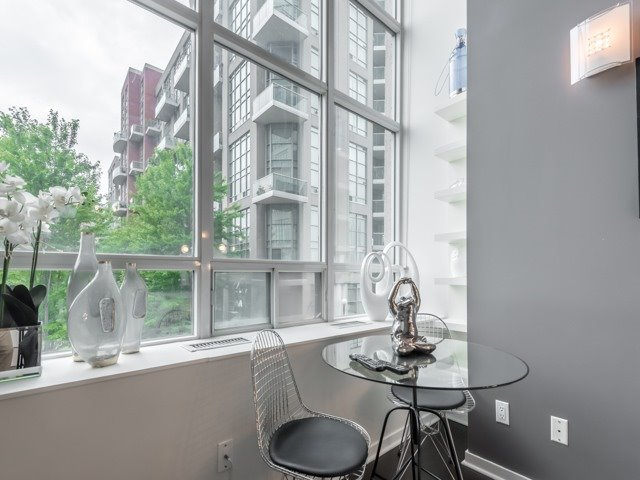 Dining Room, 300 Manitoba, Toronto Condo Staging