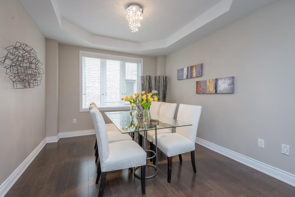 Dining Room, 59 Stanton, Woodbridge Home Staging