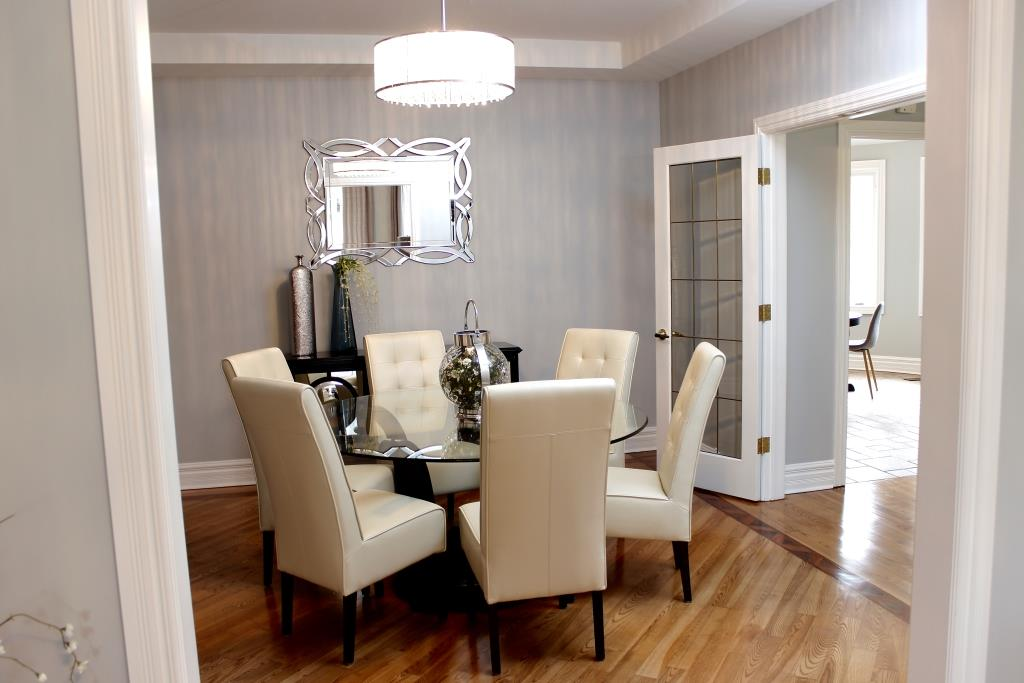 Dining Room, 758 O'Connor, Toronto Home Staging