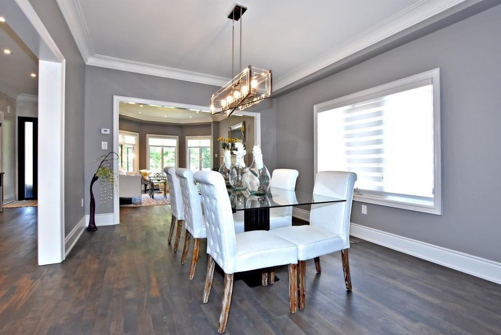 Dining Room, 91 Wheeler, East York Home Staging