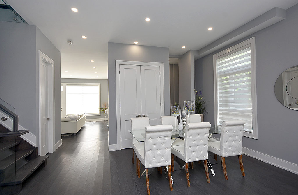 Dining Room, 948 Third, Mississauga Home Staging