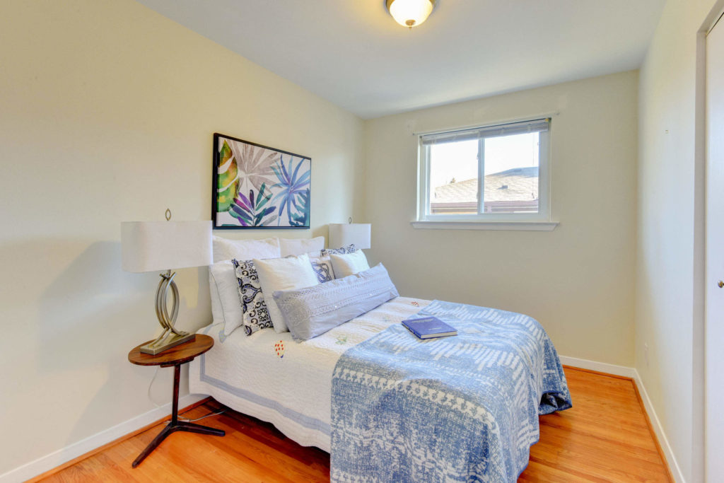 Fifth Bedroom, 215 Greyabbey, Scarborough Home Staging