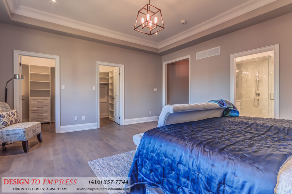 Fifth Bedroom Area, 1297 Fawndale, Pickering Home Staging