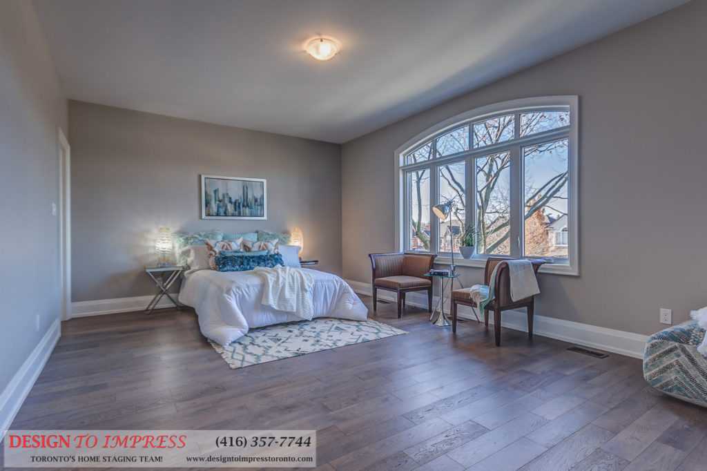 Fourth Bedroom, 1297 Fawndale, Pickering Home Staging