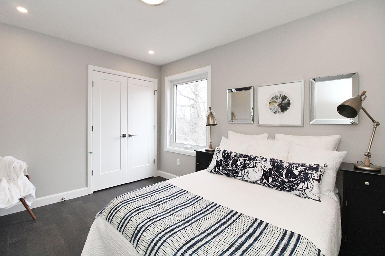 Fourth Bedroom, 182 Oak Park, East York Home Staging