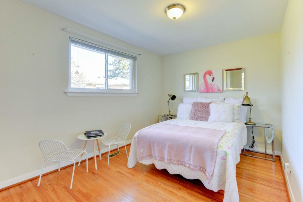 Fourth Bedroom, 215 Greyabbey, Scarborough Home Staging