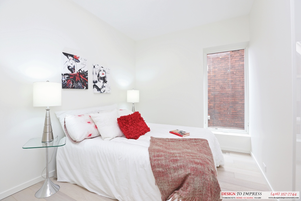 Fourth Bedroom, 75 Parkway, Toronto Home Staging