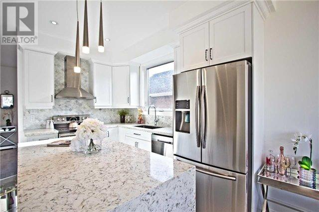 Fridge, 1204 Islington, Toronto Home Staging