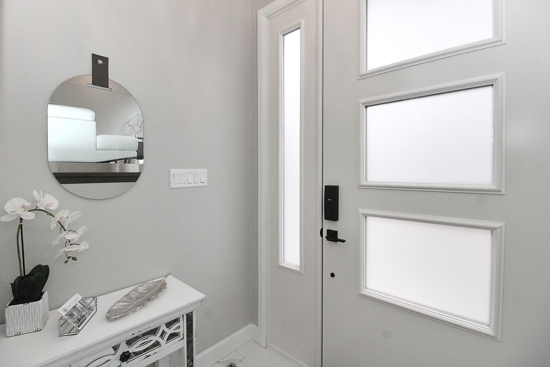 Front Door, 182 Oak Park, East York Home Staging