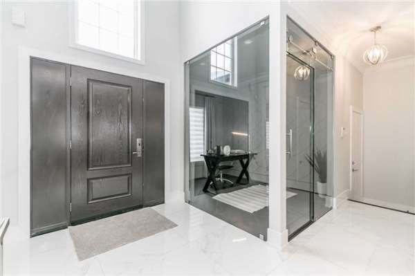 Front Door, 51 Glacier, Vaughan Home Staging