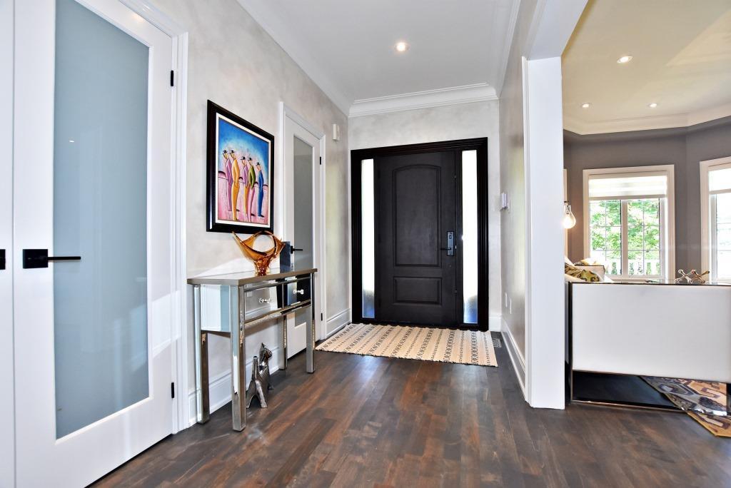 Front Door, 91 Wheeler, East York Home Staging