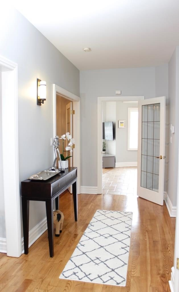 Hallway, 758 O'Connor, Toronto Home Staging