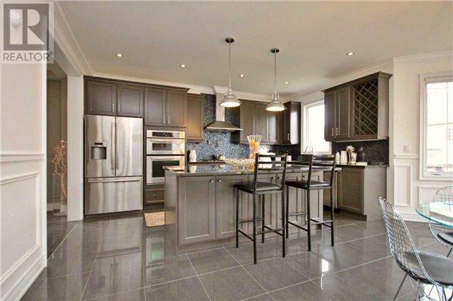 Kitchen, 12 Anderson Cove, Nobleton Home Stagingv