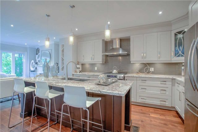 Kitchen, 202 Windermere, Toronto Home Staging