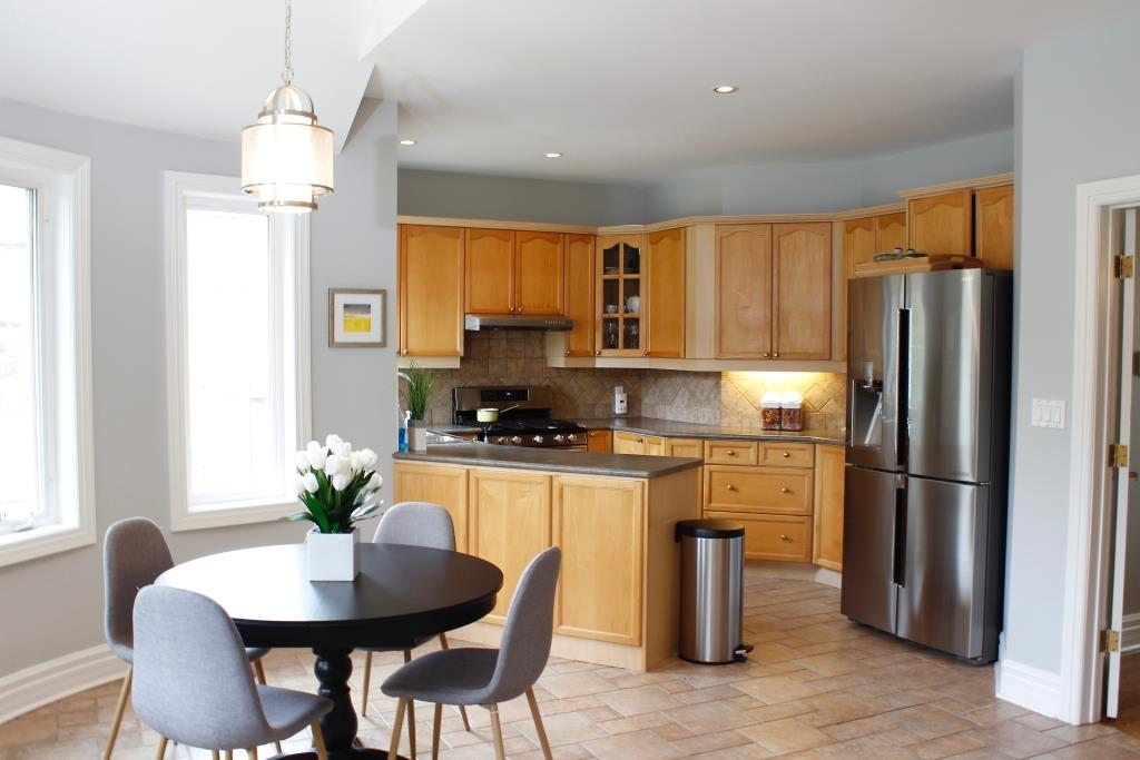 Kitchen, 758 O'Connor, Toronto Home Staging