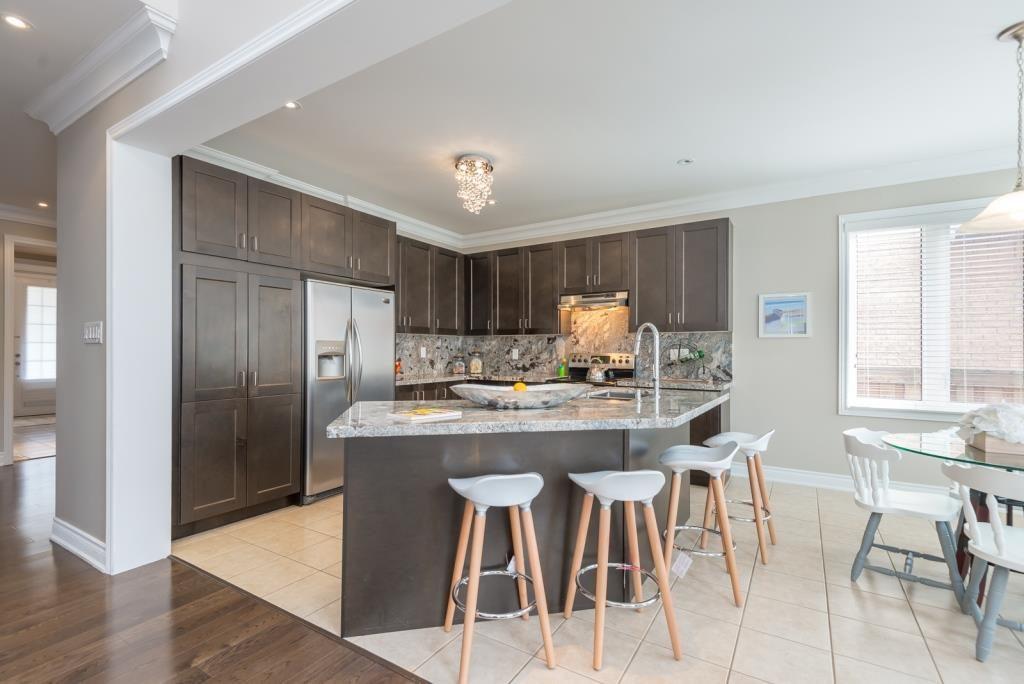 Kitchen Island, 59 Stanton, Woodbridge Home Staging