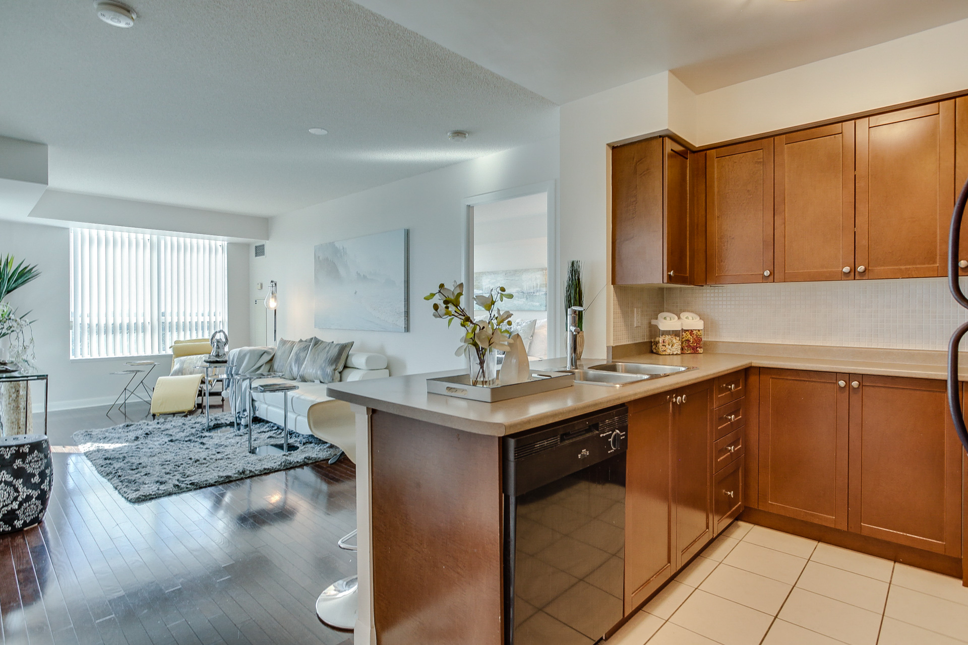 kitchen-living-225-235-sherway-gardens