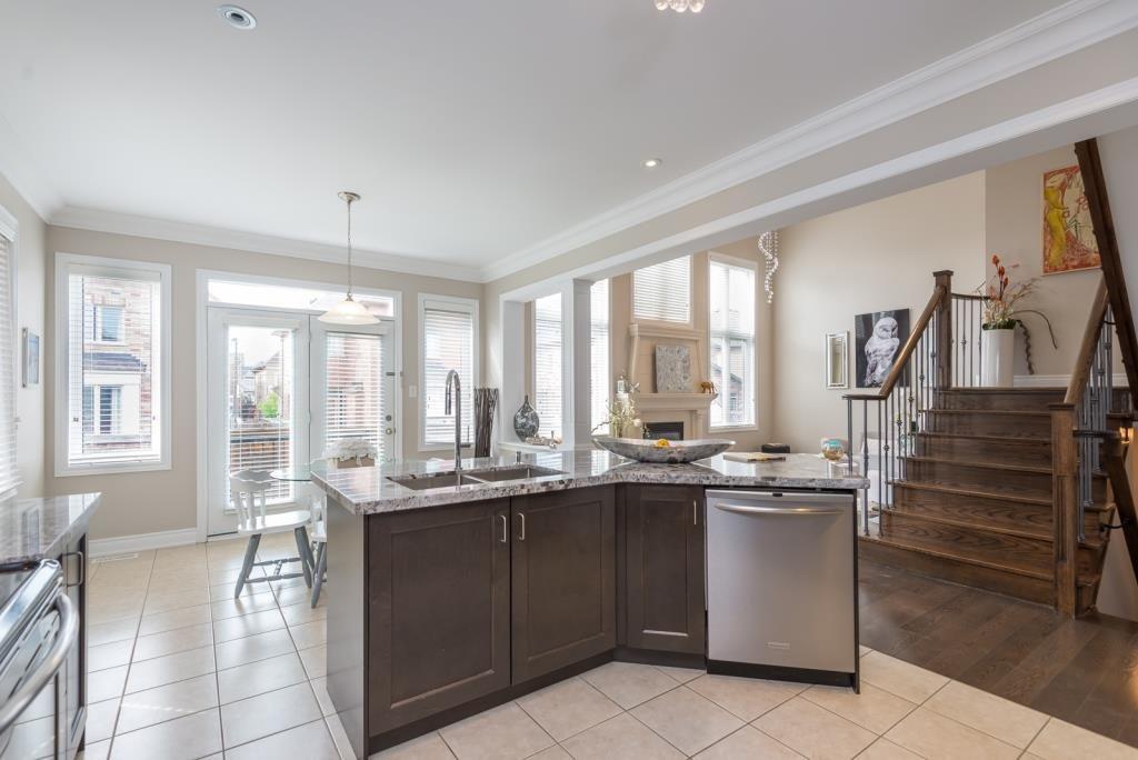 Kitchen, 59 Stanton, Woodbridge Home Staging