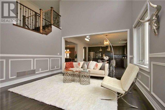 Living Room, 12 Anderson Cove, Nobleton Home Stagingv