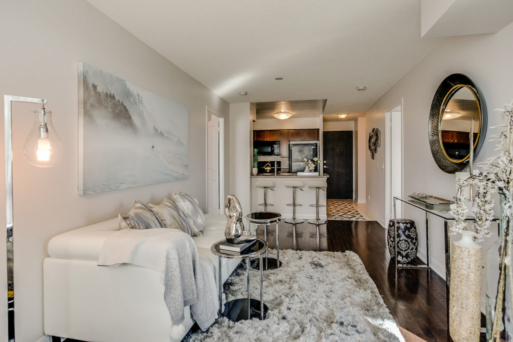 Living Space, 235 Sherway Gardens, Etobicoke Home Staging